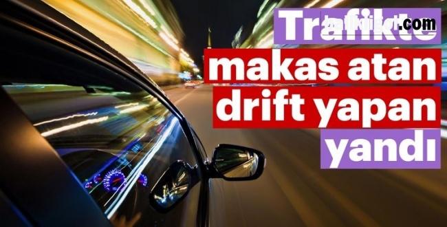 TBMM'ye sunuldu! Trafik Daha Güvenli Olcak