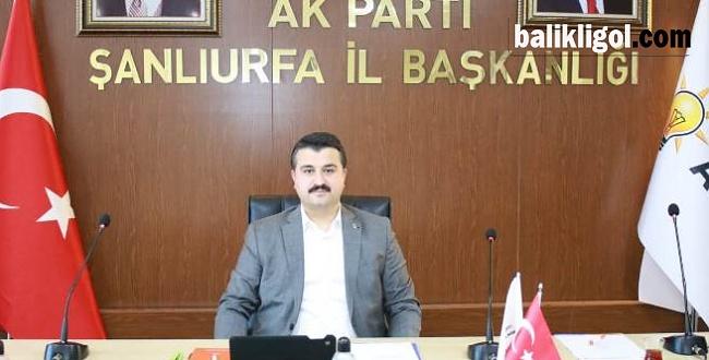 AK Parti İl Başkanı Yıldız'dan Mevlid Kandili mesajı