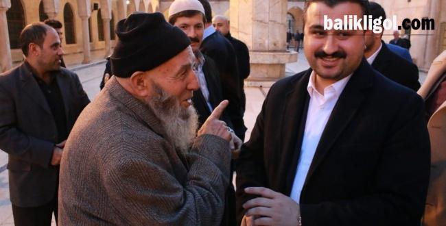 AK Parti İl Başkanı Yıldız, Çarşı Esnafıyla Buluştu