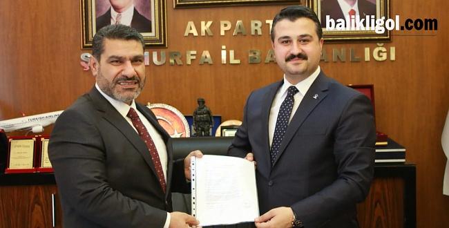 Ali Delioğlu, Büyükşehirden Başkan Aday Adayı Oldu