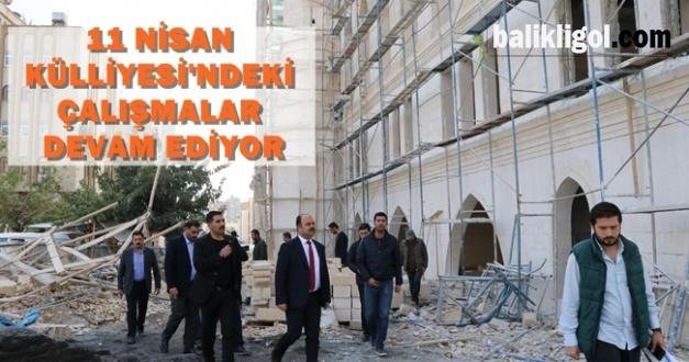 Başkan Çiftçi: Urfa'ya Hizmet Bizim İçin İbadettir