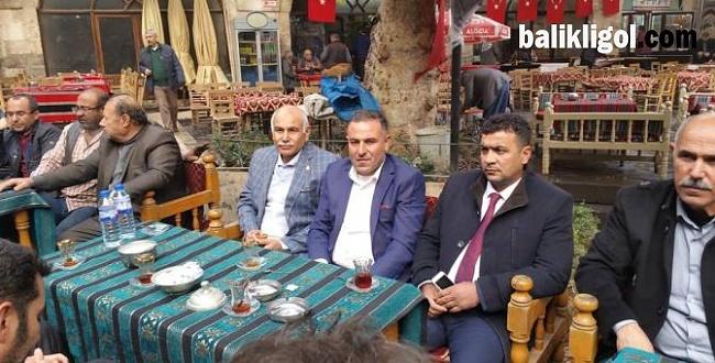 Bilal Tekatlı, Eyyübiye Belediyesi Başkan Aday Adayı Oldu