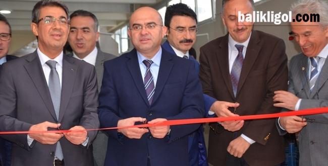 Bölgedeki Tek Organik Meyve İşleme Tesisi, Harran Üniversitesinde Açıldı
