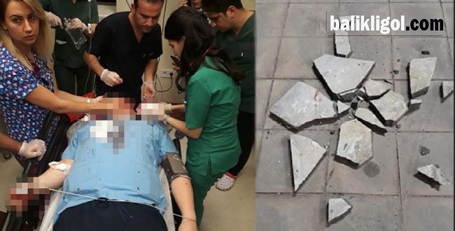 Doktora Mermerle Saldıran Kişi İçin İstenen Ceza Belli Oldu