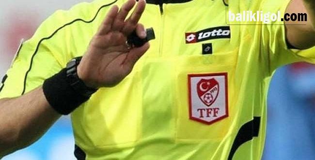Fatih Karagümrük-Şanlıurfaspor Maçının Hakemi Belli Oldu