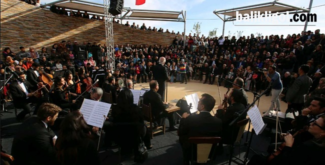 Göbeklitepe'de Muhteşem Konser