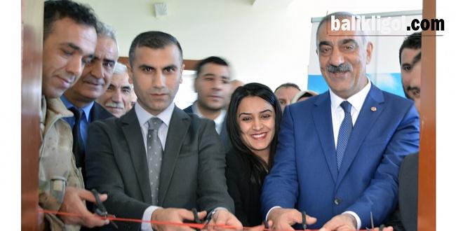 Hilvan'da Sosyal Hizmet Merkez Açıldı