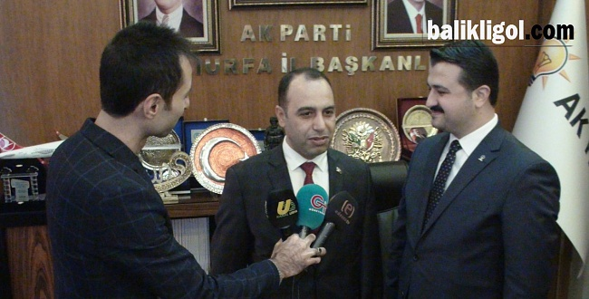 İbrahim Toru, Büyükşehir Belediye Başkan Aday adayı oldu