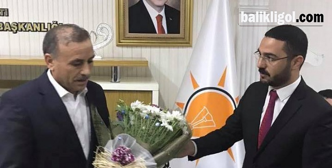 İsmail Demirbaş Eyyübiye Belediye Başkan aday adayı oldu