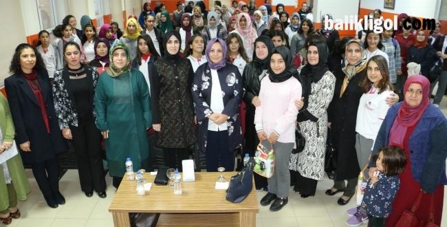 Sema Çiftçi: Kız Çocuklarımızın Eğitimine Önem Veriyoruz