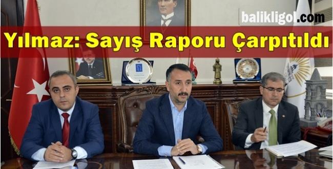 Siverek Belediye Başkanı Basın Açıklaması