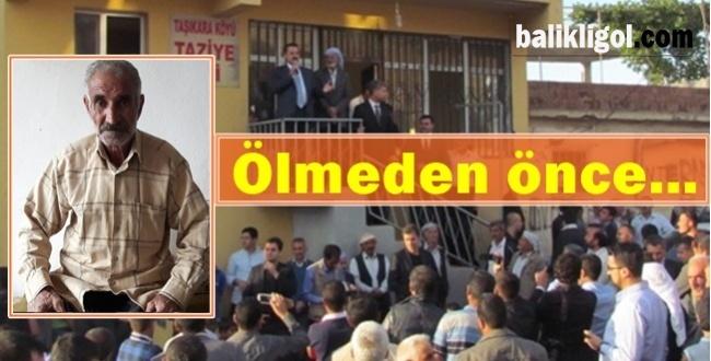 Siverek'ten Erdoğan'a mektup yazdı