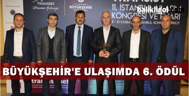 Tur Editör Projesi ile ödüle layık görüldü