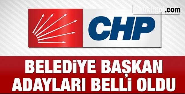 CHP Urfa İlçe Belediye Başkan Adayları Belli Oldu