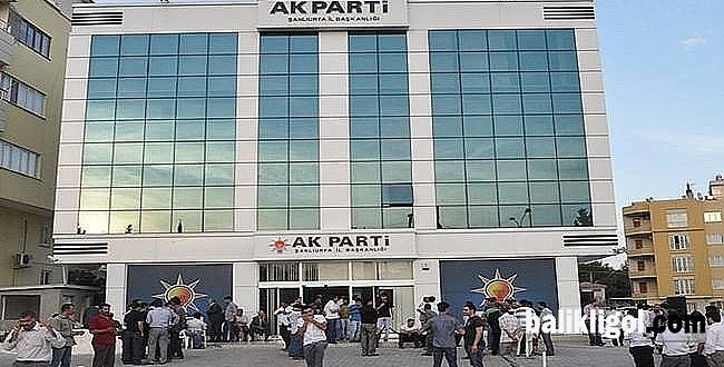 AK Parti İlçe Adaylar Cuma günü il başkanlığında açıklanacak