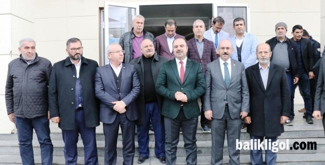 Başkan Çiftçi: Bozova'ya Hak Ettiği Hizmetleri Getirdik