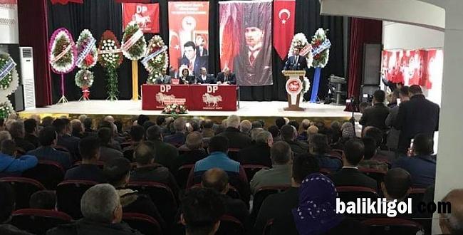 Demokrat Parti, Urfa'da 5. Olağan kongresini gerçekleştirdi
