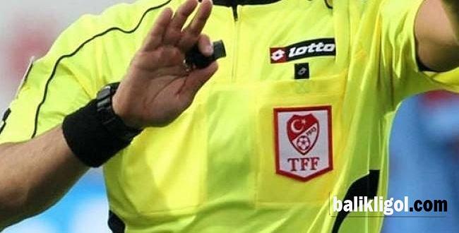 İşte TFF 2. Lig Kırmızı Grup 17. hafta hakemler