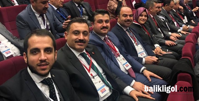 Şanlıurfa Tam Kadro Ankara'da