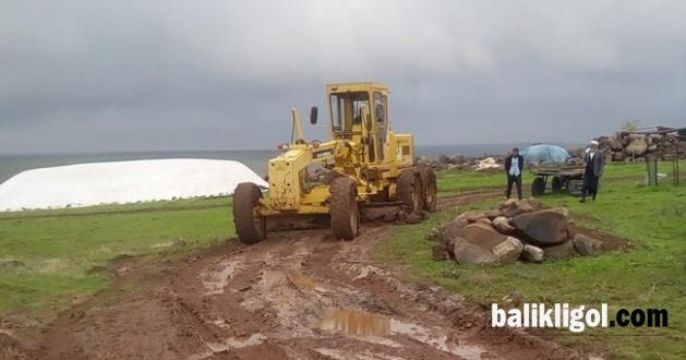 Şanlıurfa Büyükşehir Yol Sorununu Çözdü