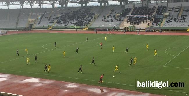 Şanlıurfaspor 2 Menemen Belediyespor 0