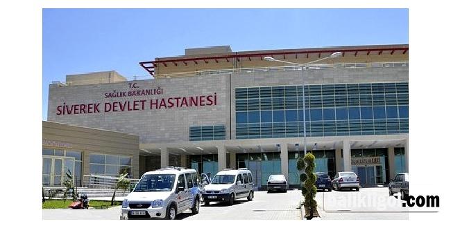 Siverek'te Kaza: 2 Yaralı