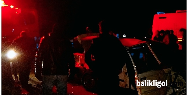 Siverek'te Feci Kaza: 2 Yaralı