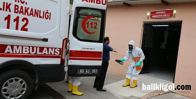 Suriye operasyonu öncesinde Şanlıurfa'da kimyasal tatbikat