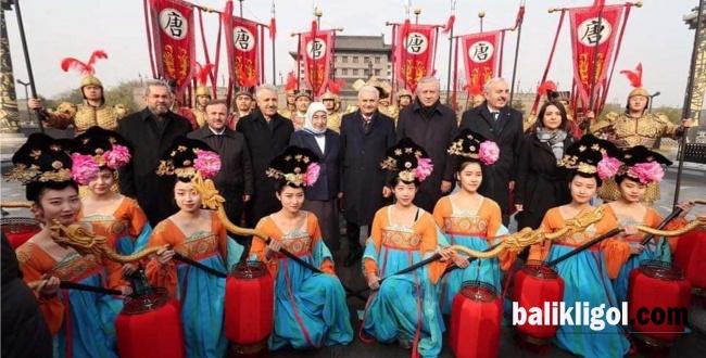 Türkiye-Çin ilişkileri köklü bir temele dayanıyor