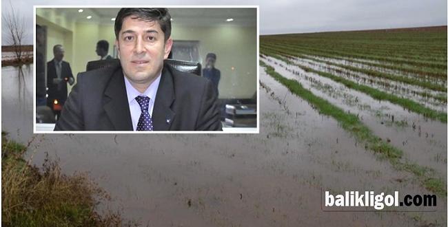 Urfa'da metrekareye ne kadar yağış düştü?