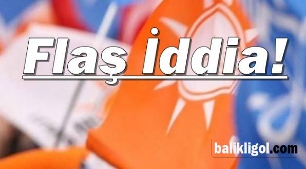 AK Parti Urfa'da Kriz! Aday tanıtım toplantısı ertelendi iddiası
