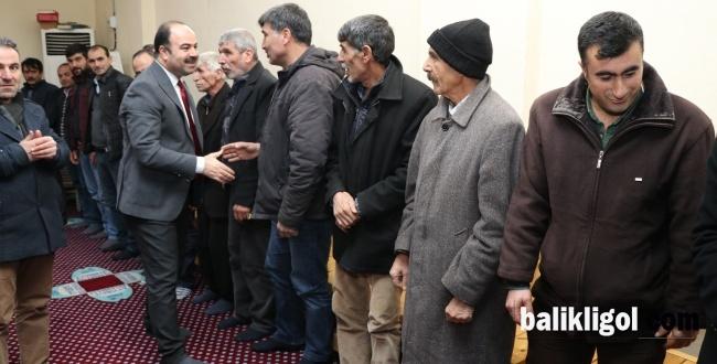 Başkan Çiftçi, Topdağı Mahallesi'nde AK Parti Belediyeciliği'nin önemini anlattı