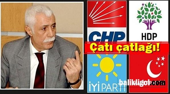 İl Başkanı Açıkladı: Urfa İyi Parti Çatı'dan Rahatsız!
