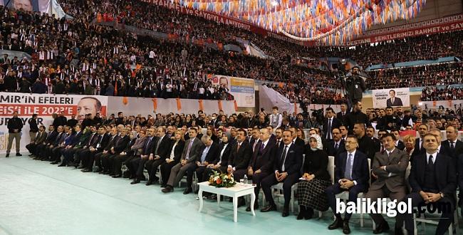 İşte AK Parti İzmir İlçe Belediye Başkan Adayları