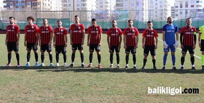 Karaköprü Belediyespor 2 – 2 Batman Petrolspor