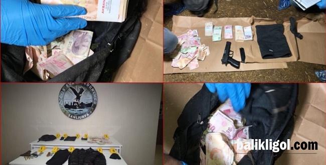Şanlıurfa'da banka soyan o şahıs yakalandı