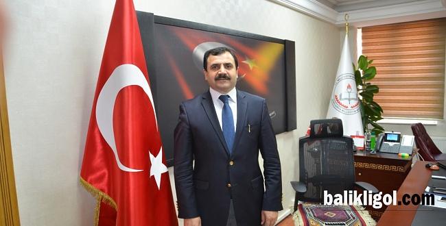 Urfa MEB Müdürü Şerafettin Turan'ın Yarıyıl Tatili Mesajı