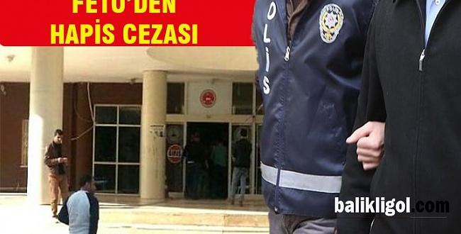 Urfa'da FETÖ'nün öğrenci mesulüne hapis cezası