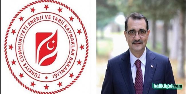 Enerji Bakanı Dönmez Şanlıurfa'ya Geliyor