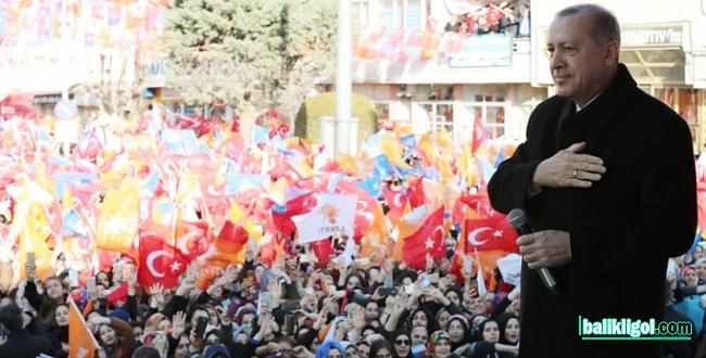 Erdoğan: Venezuela altınları Çorum'da işlenecek