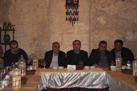 AK Belediyeler Şanlıurfa'da bir araya geldi