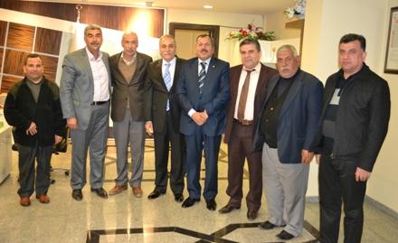 Evren Sanayi kooperafinden Fakıbaba'ya destek