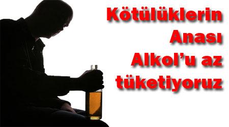 Şanlıurfa en az alkol tüketen iller arasında
