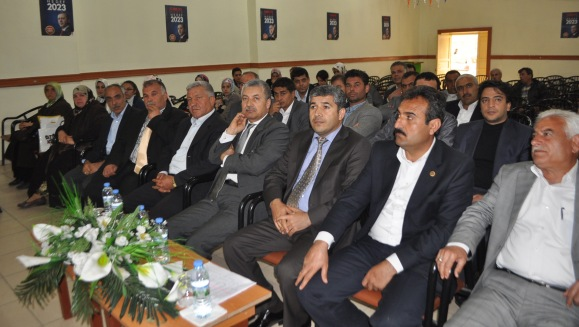 AK Parti Birecik Danışma Meclisinde Barış konuşuldu VİDEO