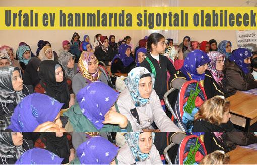 Şanlıurfalı ev Hanımlarının Ödeyeceği Pirim!
