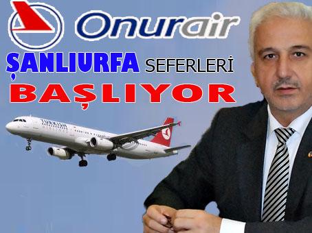 İşte Onur Air'in ilk Seferlerin başlangıç tarihi!..
