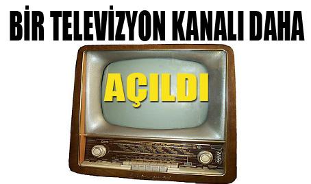 Urfa'da Bir TV Kanalı Daha Açıldı