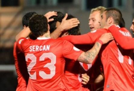Milli Takım, Andora'ya karşı zorlanmadı; 0-2