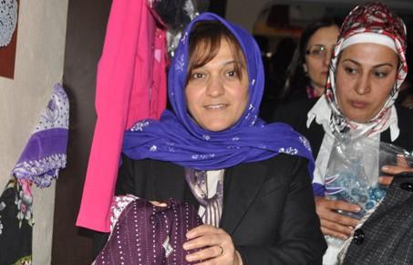 Bakan Yardımcısı Aşkın Asan, Şanlıurfalı bayanlar için geldi FOTOĞRAFLI ve VİDEO