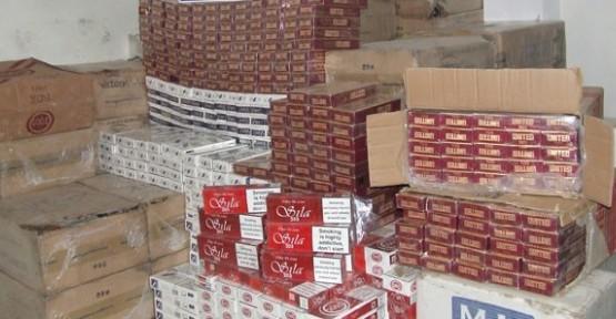 Şanlıurfa'da kaçakçılara aman yok: 5 Gözaltı